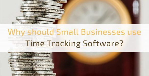 Time Tracking Software for Small businesses