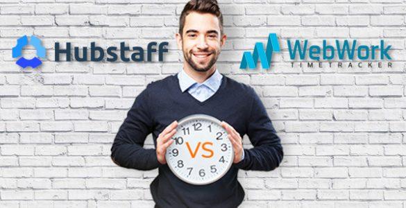 Hubstaff or WebWork
