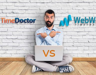 Time Doctor or WebWork