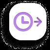Manual time icon