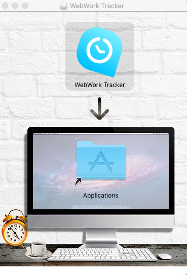 how to download and install time tracker