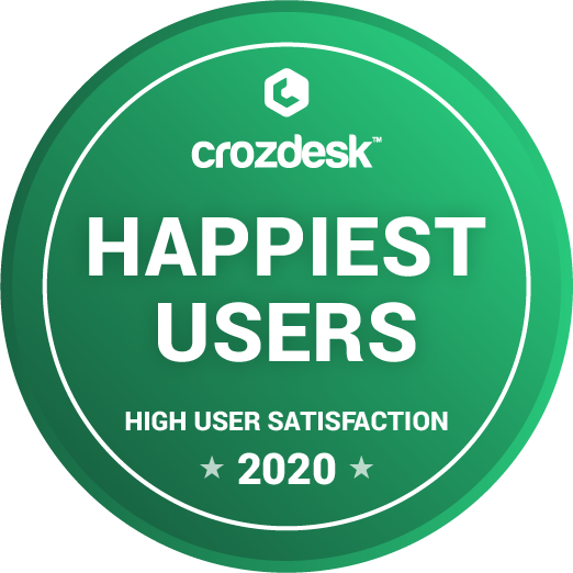 Happiest users