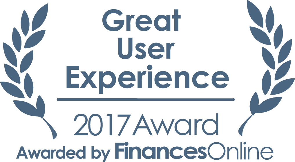 Great user experience award