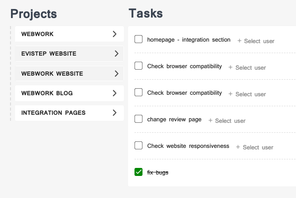 Track time on Bitbucket tasks