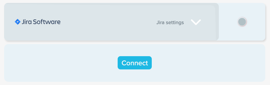 Connect to Jira integration