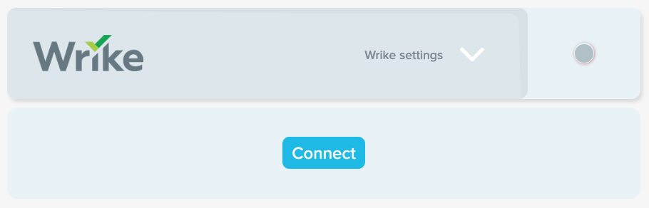 Connect to Wrike integration