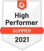 WebWork Tracker - Hight Performer by G2